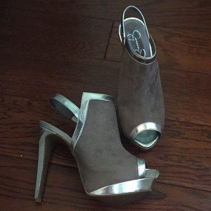 Jessica Simpson shoes heels